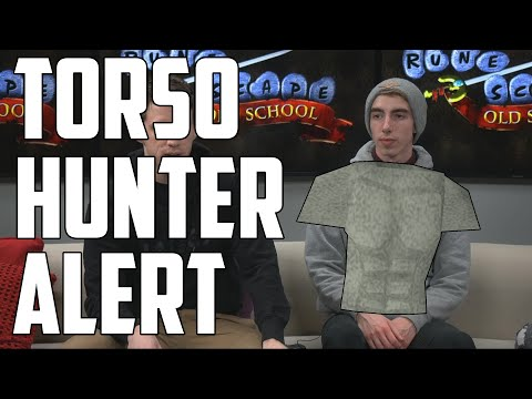 Mod Jed Confirmed Torso Hunter