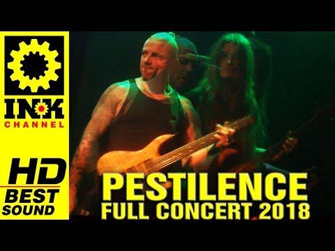 PESTILENCE - Full Concert [1/5/2018 @8ball Thessaloniki Greece]