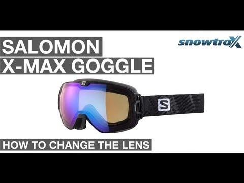 LY 1250 lyze SALOMON X MAX X12 YouTube