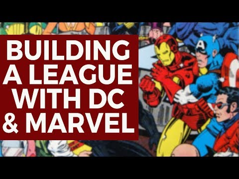 Create the biggest comic book event ever | The Elseworlds Exchange Podcast