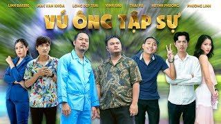 Vú Ông Tập Sự Tập 2 : Long Đẹp Trai, Vinh Râu, Thái Vũ, Huỳnh Phương, Mạc Văn Khoa Full HD