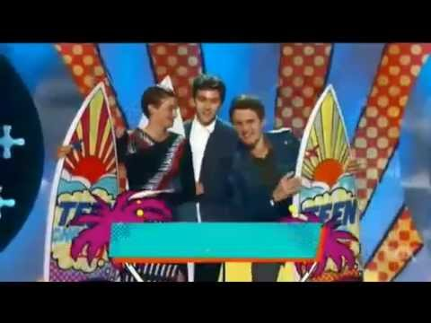 Teen Choice Awards 2014 The Fault In Our Stars