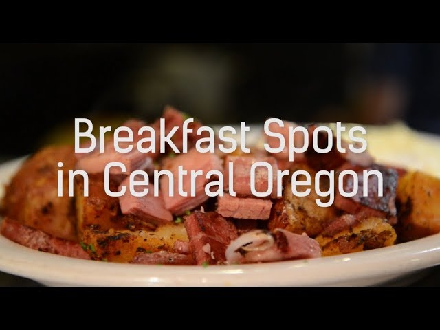 Brunch Spots in Central Oregon