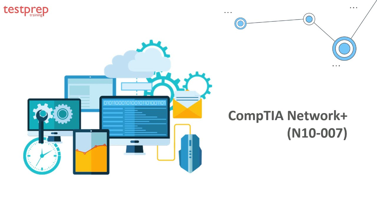 How to prepare for CompTIA Network+ (N10-007) ?