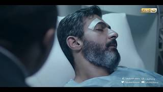"""اداء رائع جداً من """"محمود عبد المغني"""" فى أقوي مشهد درامي بجد مع يحيي وهو فى غيبوبة .. موت !!😢"""