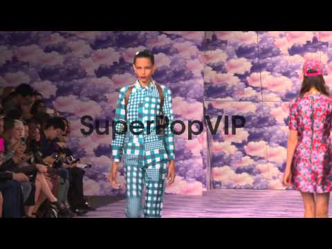 RUNWAY - House of Holland London Fashion Week SS14 on Sep...