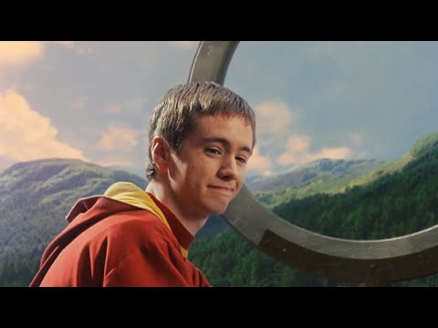 Oliver Wood All Scenes in Harry Potter [HD]