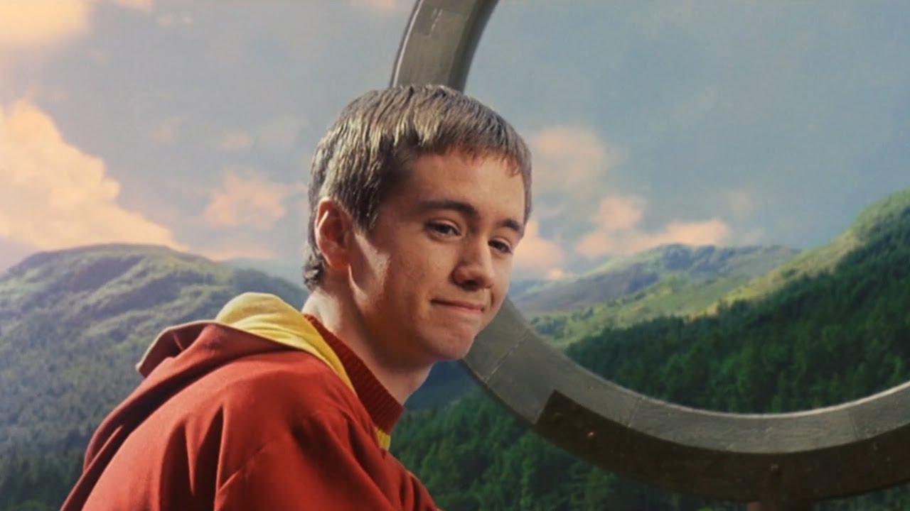 Harry Potter Wood Schauspieler