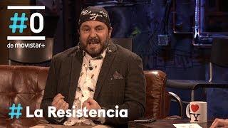 LA RESISTENCIA - Castella se hace satánico | #LaResistencia 07.02.2018