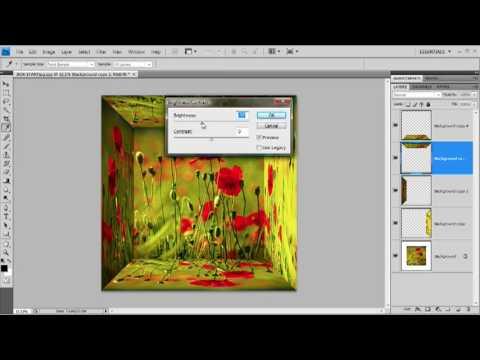 Mirror Box Effect In Photoshop - Week 75