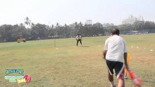 Cricket Practice:Feet movement & jumps for good catching