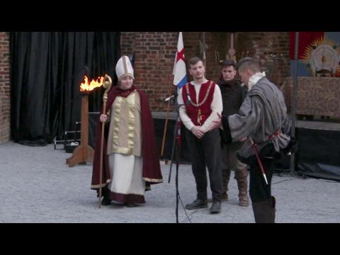 [Theater] Richard III. Akt 1 - Shakespeare Theateraufführung auf der Burg Hüls