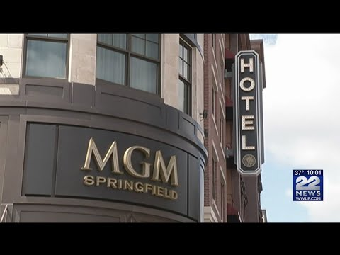 MGM Springfield using automated bartender machines to increase efficiency