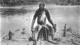 【都市伝説】 巨大猿型獣人 『モノス』