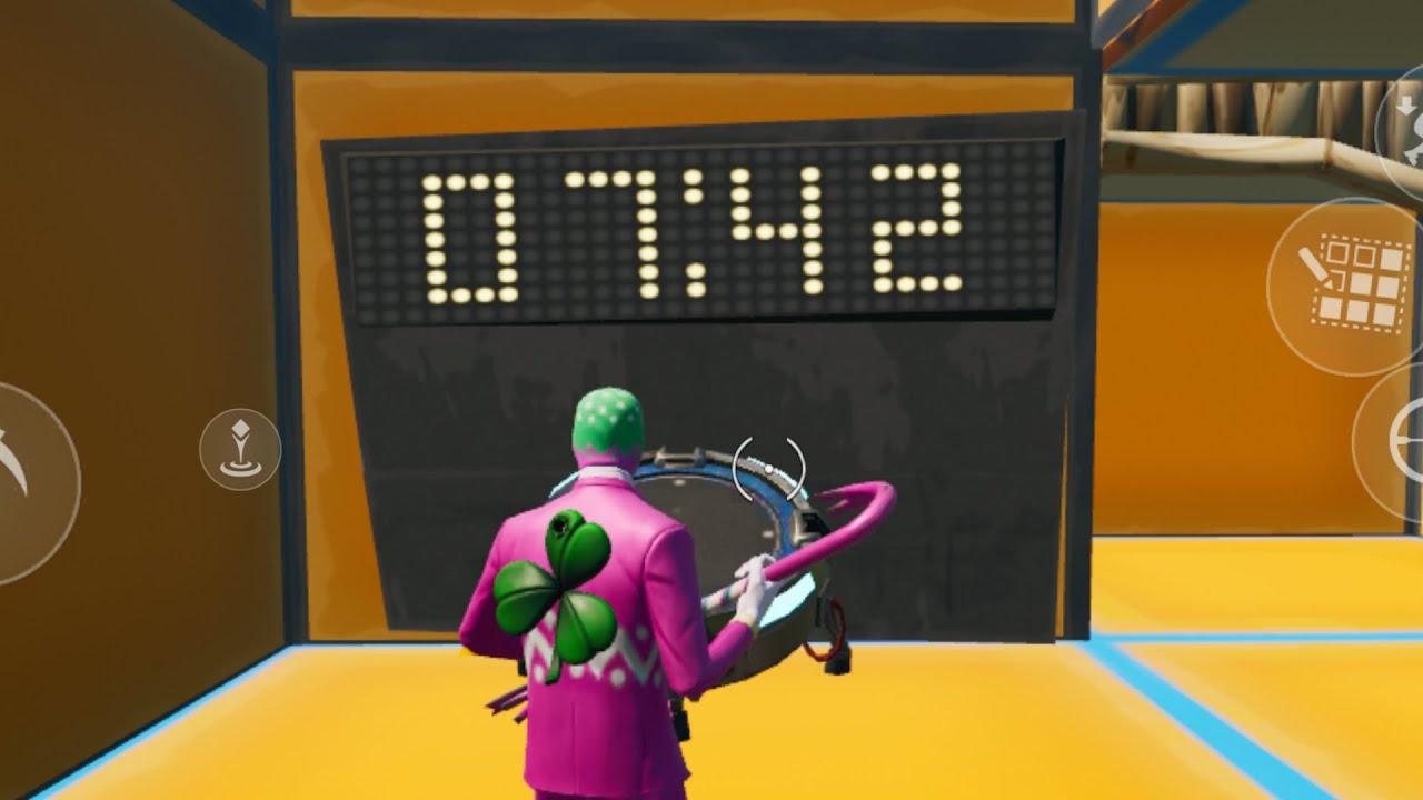 (ANCIEN) World Record MOBILE (7:42) #ZetFarCup   3ème essai