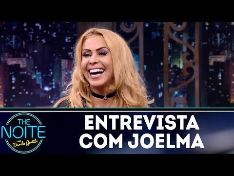 Entrevista com Joelma  The Noite 300418