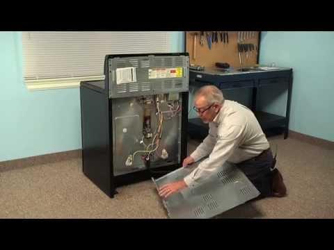 Oven Repair - Replacing the Temperature Sensor (Frigidaire Part # 316490001)