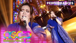 Download Angeline gives life to the theme song of The Gold Squad's latest Kapamilya serye | ASAP Natin 'To