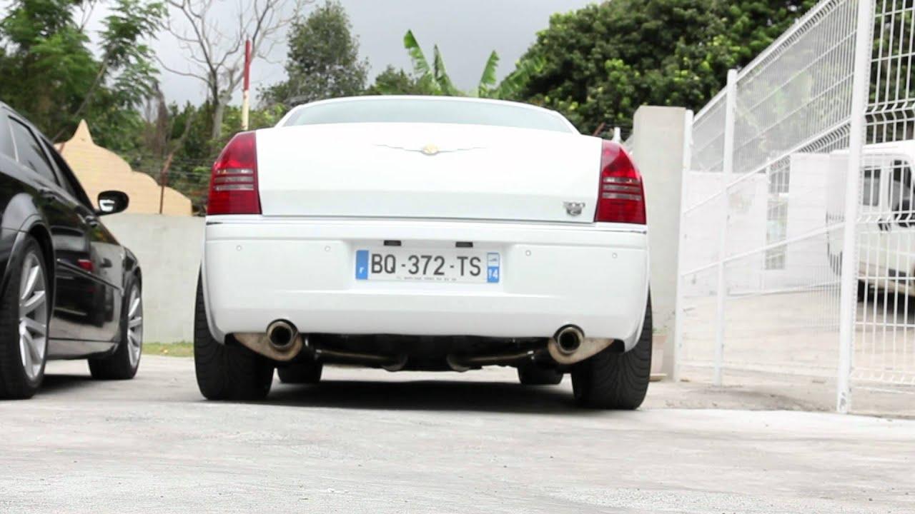 chrysler 300c 5 7 hemi corsa xtreme exhaust