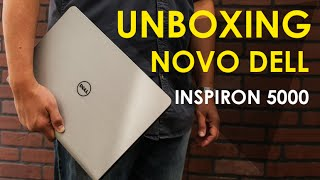Unboxing Dell Inspiron 15 5000 Special Edition i15-5557-A40