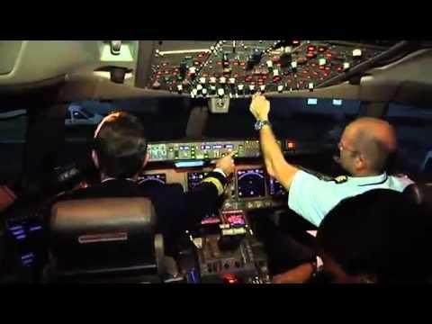 Pilote Air France sur Boeing 777