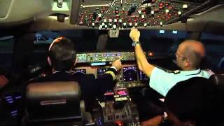Pilote Air France sur Boeing 777
