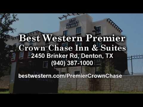 Best Western Premier Crown Chase Inn & Suites, Denton, TX