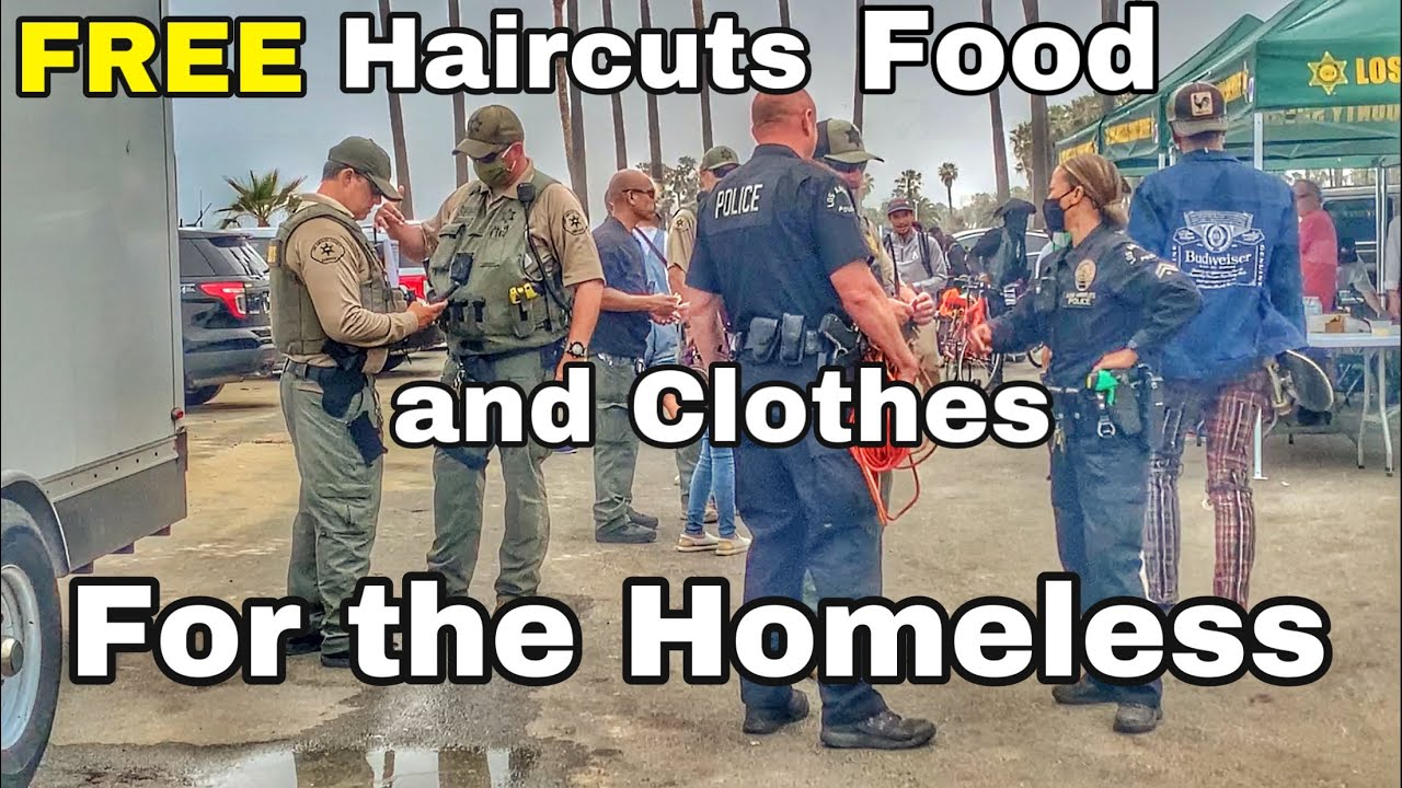 County Sheriff Department prepare to remove Homeless in Venice by July 4th
