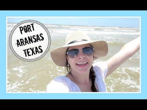 PORT ARANSAS, TX VLOG - My Beach Is Back!