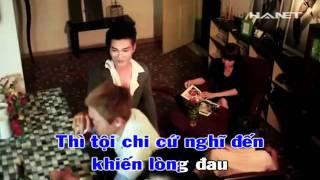 Karaoke  Khóc lần cuối  Thêm một lần đau 2    Lý Hào Nam   YouTube