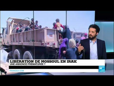 Libération de Mossoul en Irak : une annonce prématurée ?