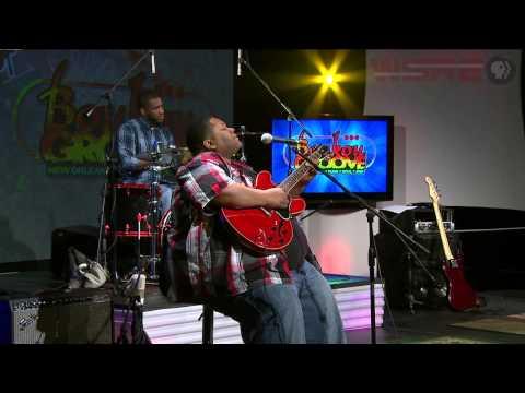 Boukou Groove | StudioAmped | WSRE