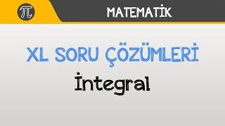 MATEMATİK - İNTEGRAL - XL SORU ÇÖZÜMLERİ HOCALARA GELDİK YOUTUBE KA...