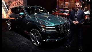 Is the ALL NEW 2021 Genesis GV80 luxury SUV of the Year?