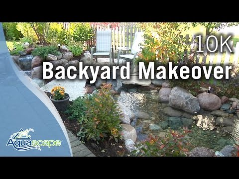 Aquascape Designs $10,000 Backyard Makeover<a href='/yt-w/yTERo15YgWw/aquascape-designs-10000-backyard-makeover.html' target='_blank' title='Play' onclick='reloadPage();'>   <span class='button' style='color: #fff'> Watch Video</a></span>