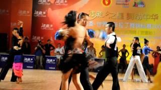 世界青少年拉丁舞錦標賽