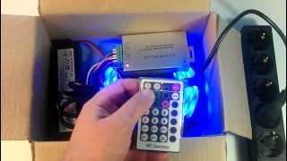 Готовый набор 2 LED подсветки потолка(Внешний вид набора номер 2 , который Вы получите. Готовые наборы для светодиодной подсветки квартиры, дачи,..., 2013-03-04T19:27:32.000Z)