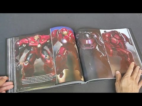 Marvel's Avengers: Age Of Ultron: The Art Of The Movie Slipcase Preview