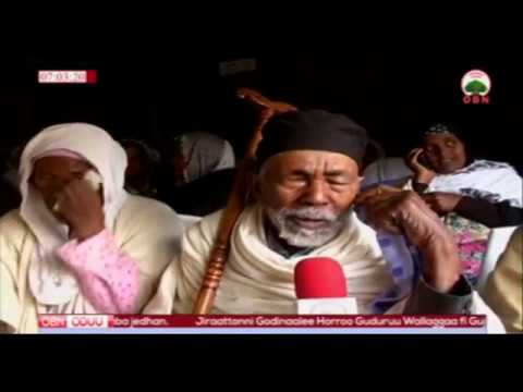 Engineer Semegnew Bekele Father Speak Out to OBN TV