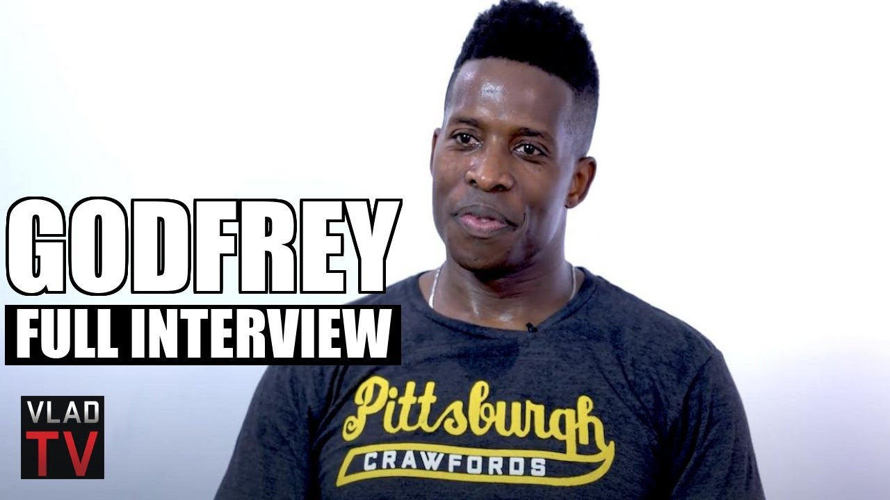 Godfrey on Megan & Tory, Jada & August, Tyson & Roy Jones, Terry Crews, R Kelly (Full In