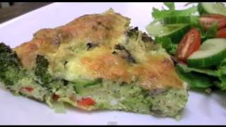 How To Make A Vegetable Frittata