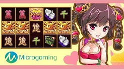 Fortune Girl Online Slot from Microgaming