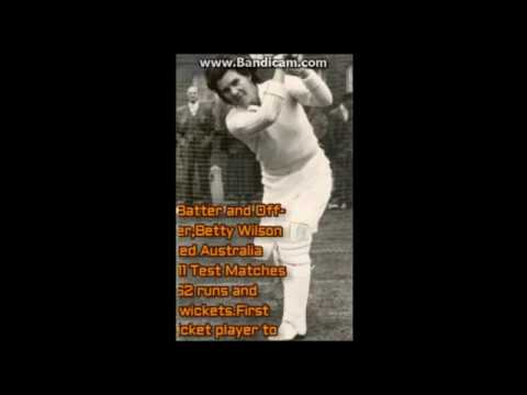 #6.Cricket Legends-Betty Wilson