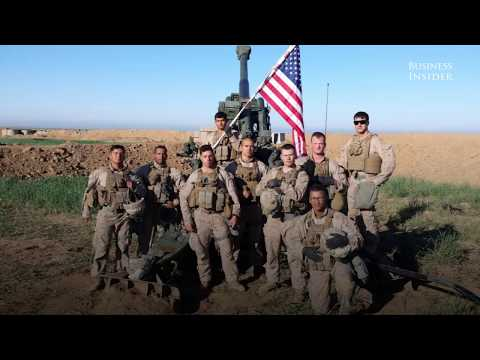 Thumbnail: This is the inside account of the secret battle US Marines have been fighting against ISIS