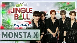 Monsta X Shares Their Experience Performing at Jingle Ball