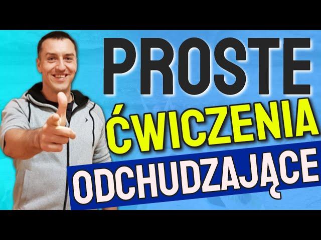 Tabata dla Poczatkujacych bez sprzętu - Trening interwałowyu w domu - Łukasz Choiński
