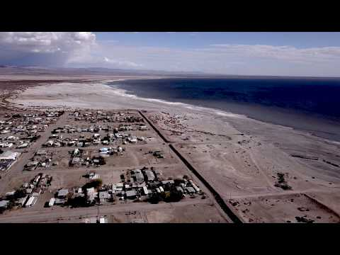 What happened at Bombay Beach