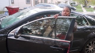 I SURPRISED HER WITH A NEW CAR  . . . *...