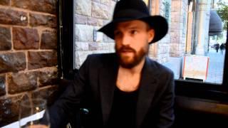 Intervju med David Sandström (A heavy feather), oktober 2011