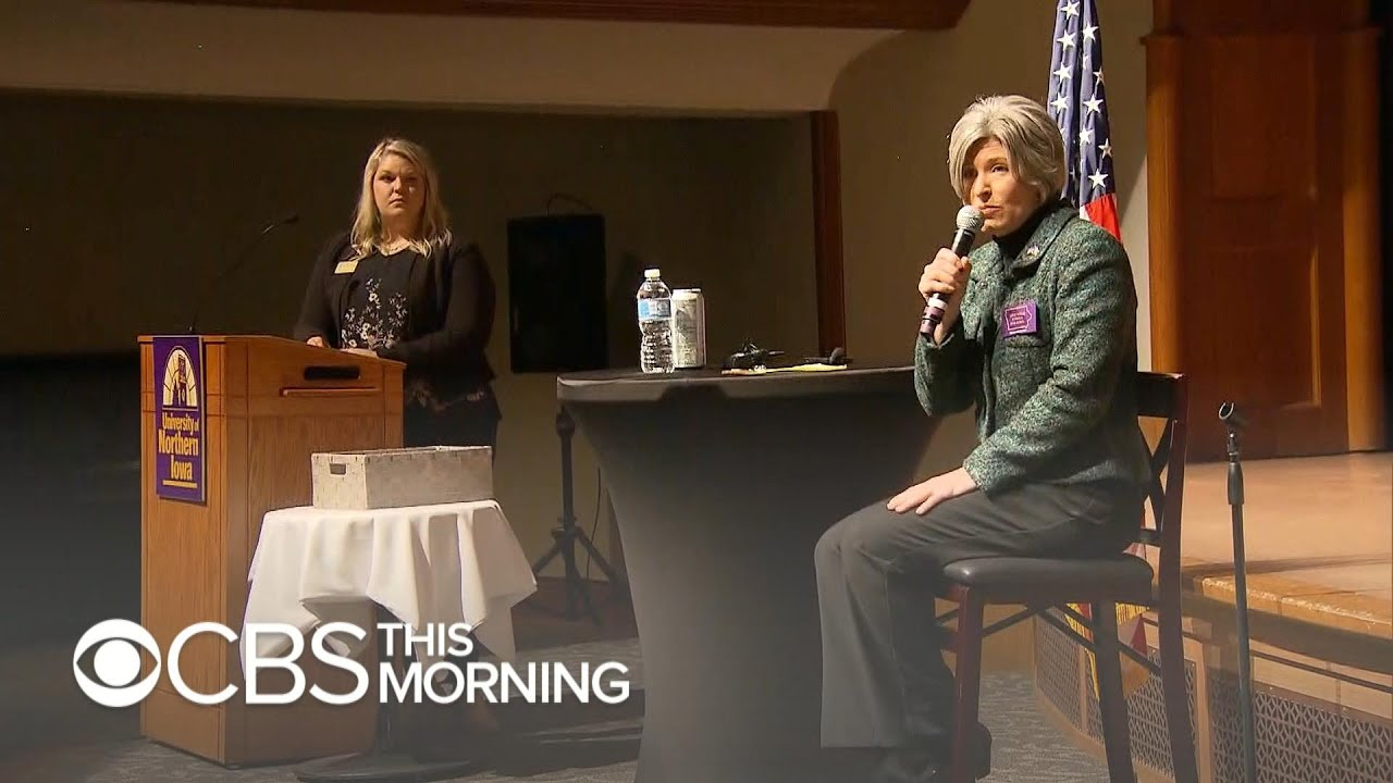 Senator Joni Ernst Speaks Out About Being a Survivor of Sexual Assault